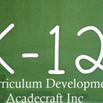 What is K12 Curriculum Development