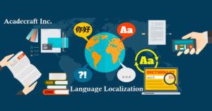 What is Language Localization & Internationalization?