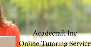 What are Online Tutoring Services