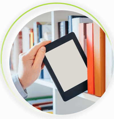 eBooks Trade Books typesetting services