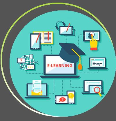 Mobile E-learning Service website