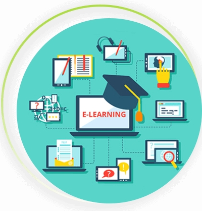 E-learning platform services