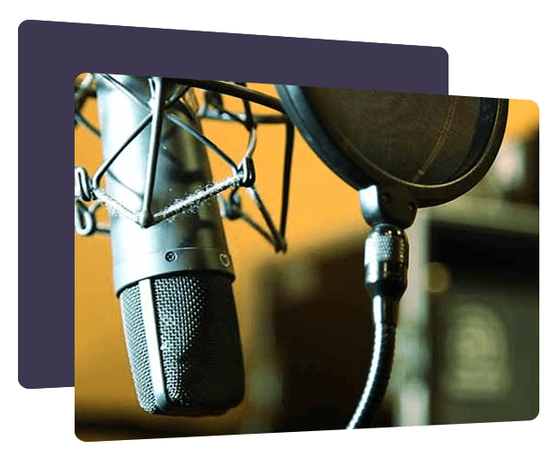 use cases Audio Dubbing Service